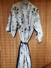 Japanese Kimono Robe Unisex from Hotel in Tokyo Japan