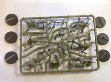 Warhammer 40k Death Guard Poxwalker of Nurgle 6 Man Squad Easy Build Green