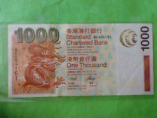 Hong Kong Standard Chartered Bank 1000 Dollars 1 July 2003 (EF+) BC 404161