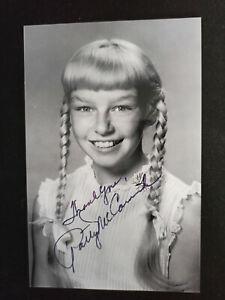 """Patty McCormack """"US-Kinderstar - *1945"""" original Autogramm - signed"""