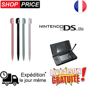 Lot 4 stylets tactile pour console Nintendo DS Lite NDSL (NEUF)