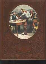 (34174)   der wilde Westen die Glücksspieler, Time Life, geprägter dekorati