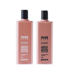 JUUCE Colour Life Shampoo & Conditioner 375ml DUO Protect, Revive, Defend Colour