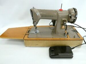 Singer 185k Sewing Machine - Electric, Heavy Duty, with Accessories