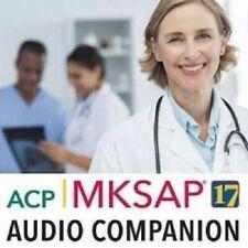 Acp-Mksap_17_Audio_Compan ion, Internal Medicine Audio Companion 17