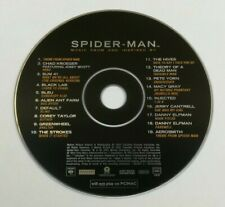 Spider-Man - Soundtrack CD - Disc Only - Without Case & Inlay