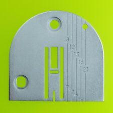 Stichplatte für Nähmaschine Veritas 8014 No12
