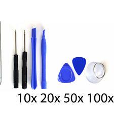10x 20x 50x 100x Lot of 7-piece standard phone repair tool kit screwdriver set