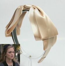 GOSSIP GIRL BLAIR HEADBAND RIBBON SATIN HAIRBAND HB1468
