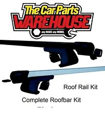 Full Roof Rack Bar Kit SUM520 Mountney WITH RAILS	SUZUKI	JIMNY	98	-	13