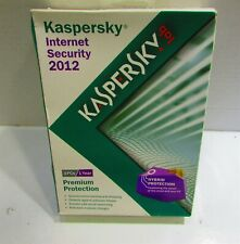 KASPERSKY INTERNET SECURITY 2012 3U (WIN XPVISTAWIN 7)