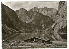 SW Anscihtskarte Fischunkelalm am Obersee   (1052)