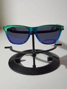 Oakley Frogskins Marine Fade occhiale da sole Nuovo Blue Iridium