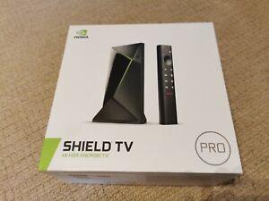 NVIDIA Shield TV Pro (2019 Model) 4K HDR Ready Media Streamer - Black