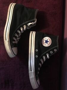 Converse All Stars Black Size 7