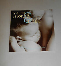 MOTHER & CHILD The Book on Your Child's First Year (1998, Paperback)
