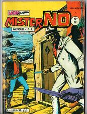 ¤ MISTER NO n°92 ¤ 1983 MON JOURNAL
