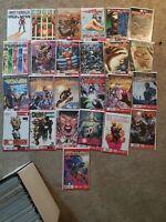 IRON MAN 6-28 +  Annual Near Complete Set Kieron Gillen Marvel Comics AVX