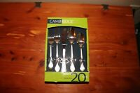 Cambridge Silverware set - Flatware Set 20 piece - Stainless Steel Utensils