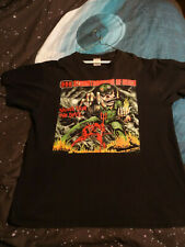 Original SOD Stormtroopers Of Death Bigger Than The Devil  tour T-Shirt XL RARE