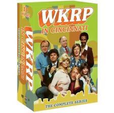 WKRP in Cincinnati: The Complete Series 1-4 + Bonus (DVD, 2014, 12-Disc Set) NEW