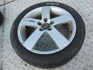 Saab 9-5  17in alloy wheel  #s4 a1