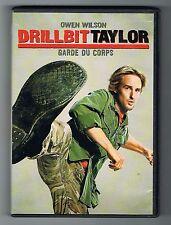 DRILLBIT TAYLOR - GARDE DU CORPS - OWEN WILSON - 2008 - DVD COMME NEUF