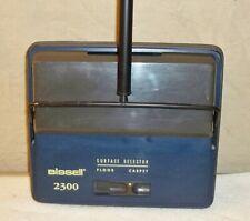 Vintage Bissell 2300 Large Capacity Carpet & Hard Floor Sweeper Cleaner