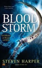 Blood Storm : The Books of Blood and Iron: By Harper, Steven
