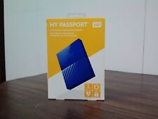 WD My Passport 1TB Portable External Hard Drive NEW NEVER USED
