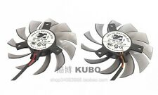 NEW For GIGABYTE GTX460 560 graphics card fan FS1280-S2153A 12V 0.16A 3-Pin