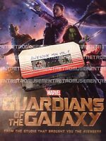 AWESOME MIX VOL 1 Guardians of the Galaxy Cassette Tape Soundtrack