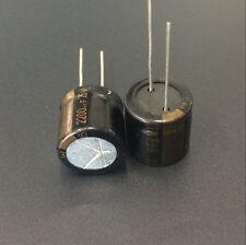 5pcs 2200uF 25V2200uF HERMEI LE 25V2200uFelectrolytic Capacitor  16X16mm