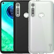 CoverON FlexGuard For Motorola Moto G Fast Slim TPU Rubber Phone Cover Soft Case
