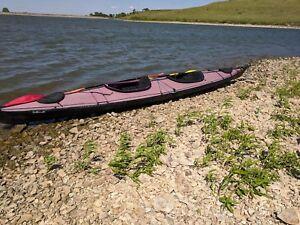 Feathercraft K2 Expedition Foldable Collapsible Tandem Ocean Kayak