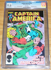 Captain America #310 CGC 9.6 1st diamondback - 1st bushmaster & serpent society