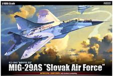 """1/48 MIG-29AS """"Slovak Air Force"""" / Academy Model Kit / 12227"""