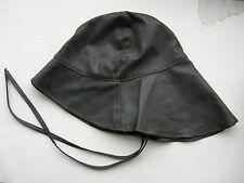GERMAN NAVY KRIEGSMARINE U-BOOT waterproof raincoat hood hat cap 100% ORIGINAL