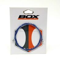 EVO 1.2mm Cable Donuts Bicycle Gear Cable O-Rings Bag of 3 Clear