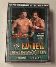 WWE RAW DEAL // RUTHLESS AGGRESSION CCG BOX WWE Entertainment UNOPENED