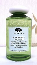 Origins A Perfect World Age Defense Lotion with White Tea - 150ml  - FULL SIZE