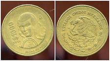 MEXIQUE 1000 pesos 1990