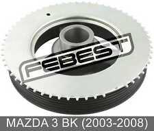 Crankshaft Pulley Engine For Mazda 3 Bk (2003-2008)