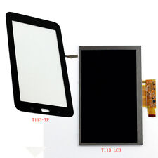 For Samsung GALAXY Tab  T113 LCD Display + Touch Screen Digitizer Black