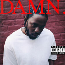 DAMN. by Kendrick Lamar (CD, Apr-2017, Aftermath Entertainment) NEW