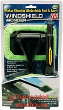 Telebrands Windshield Wonder As Seen On TV Cleaning Tool Microfiber 1 pk 3586-12