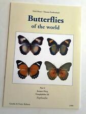 Selling Comp Set Erich Bauer Butterflies Of The World P-4  Euphaedra  1999