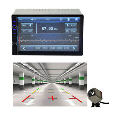 """7"""" TFT Screen 2DIN Digital Car MP5 Player Bluetooth Stereo Radio With Camera"""
