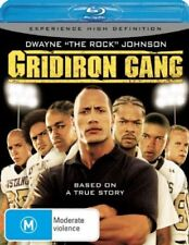 Gridiron Gang (Blu-ray, 2007) NEW