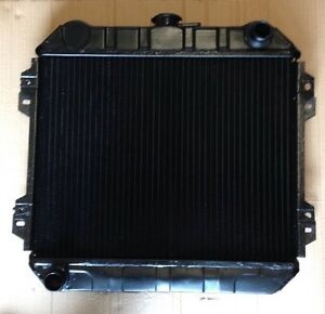 Ford Capri 2.8 Recored Radiator recored with a 3 row core  Includes A Surcharge